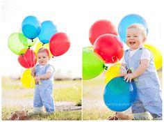Montgomery AL Children's Portraits: First Birthday » Photography by DiAnna Paulk