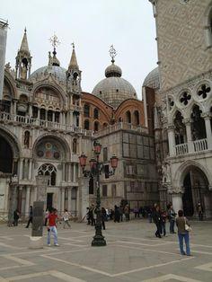 Venice #Italy #architecture #idealvacationspot