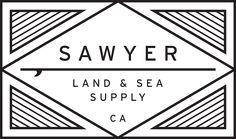 Santa Cruz Sawyer Land and Sea Surf Patch