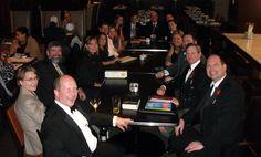 Churchill Society Dinner