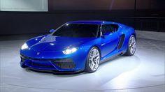 Lamborghini Asterion in Paris (2014) - LGMSports.com