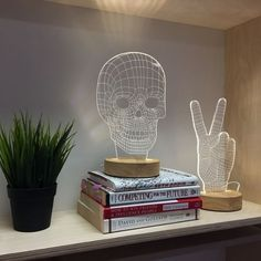 As much of an illusion as my boyfriend ⠀⠀⠀⠀⠀⠀⠀⠀ Urban Outfitters Home, Kitchen Shelf Decor, Dorm Room Walls, Bedroom Design Inspiration, Skullgirls, Unique Wall Decor, Modern Kitchens, White Home Decor, Gallery Walls