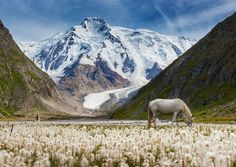 """Welcome to the """"mountains of the sky""""! @SunshineBaba  Tien Shan, also called Tian Shan, is a mountain range located in Central Asia, near the Taklamakan desert and between the borders of Kazakhstan, Kyrgyzstan, and the Chinese province of Sinkiang. In the south connects with the Pamir."""