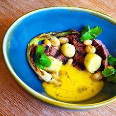 Another beautiful creation: porterhouse Sour Orange, Meat Delivery, Porterhouse Steak, Prime Steak, Hummus, Poultry, Seafood, Pork, Dining