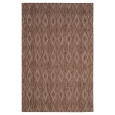 Safavieh Bolton Outdoor Rug - Brown / Brown (