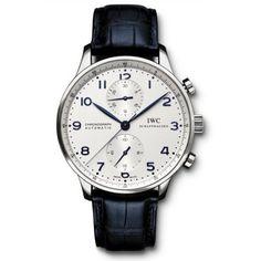 http://www.horloger-paris.com/fr/274-iwc-portugaise   IWC Portugaise Chrono : IW371446 : IWC