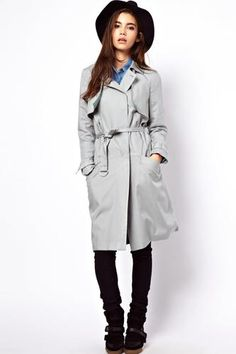 Cute trenchcoats you need to bookmark for fall
