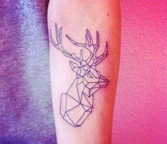 Tatuajes de animales geometricos 3