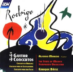 Joaquín Rodrigo – Concierto de Aranjuez for Guitar and Orchestra – Moreno Best Classical Music, Concerts, Guitar