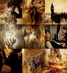 The Infernal Devices, The Mortal Instruments, Tessa Gray, Clockwork Princess, Will Herondale, Clockwork Angel, Cassie Clare, Cassandra Clare Books, The Dark Artifices