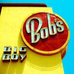 Bob's Big Boy, Burbank, California...