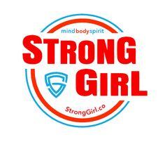 StrongGirl V-Neck short sleeve