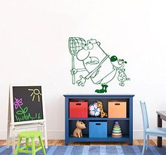 Wall Vinyl Sticker Decal Dog Biting a Catcher in the Butt Art Design Nursery Room Nice Picture Decor Hall Wall Ki219 Thumbs up decals http://www.amazon.com/dp/B00L5DCVUS/ref=cm_sw_r_pi_dp_fVt2tb15KTF7WQXF