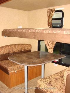 334rbts 2 bedroom triple slideout with o s kitchen travel trailer