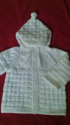 Hızlı ve Kolay Resim Paylaşımı Baby Cardigan, Baby Pullover, Knitting Stiches, Baby Knitting Patterns, Knitting Designs, Diy Crafts Knitting, Baby Girl Jackets, Toddler Sweater, Baby Coat