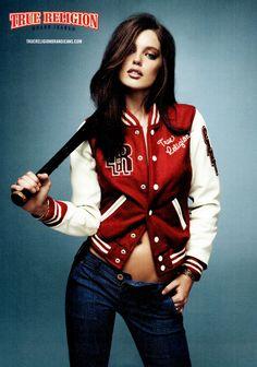 Love varsity jackets