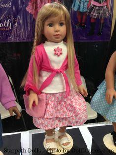 Toy Fair 2014 Report – Starpath Dolls