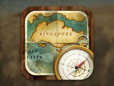 ExplorAide app icon