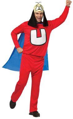 Underdog Adult Costume