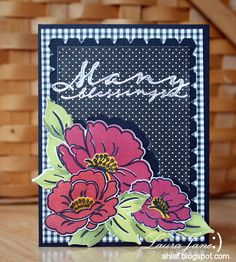 After-Hours Ink & Flowers: PTI STAMP-A-FAIRE 2015