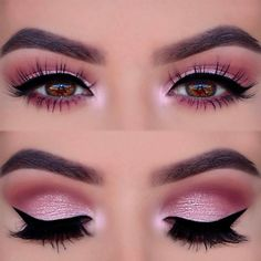 Lovely Makeup Ideas for Brown Eyes picture 5