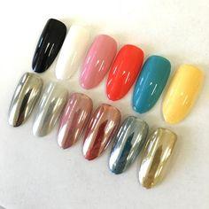Image result for rose gold chrome v rose chrome nails