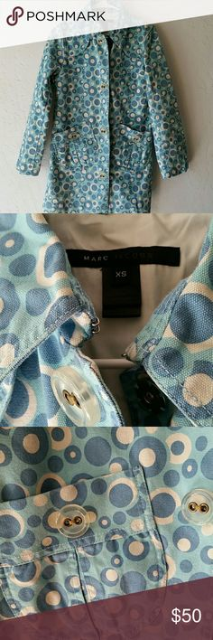 Marc Jacobs trench coat 100% cotton Good condition Marc Jacobs Jackets & Coats Trench Coats