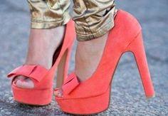 Ideas de zapatos de tacón para fiesta