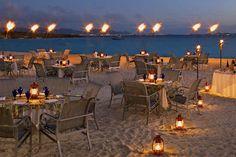 wedding dinner venue