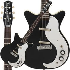 Danelectro DC59 lovely guitar I have one in commie red