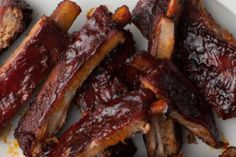 The legendary Johnny Trigg Rib Recipe for incredible smoked ribs. Includes a video on his foil wrap method, and a video recipe for competition slabs. Rib Recipes, Seafood Recipes, Game Recipes, Chef Recipes, Copycat Recipes, Cooker Recipes, Chicken Quarter Recipes, Beef Ribs, Roast Brisket
