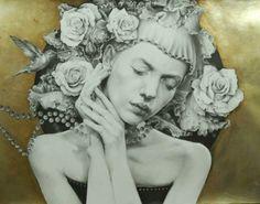 Beautiful pencil drawing by Graszka Paulska