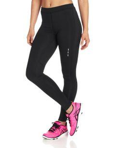 Champion Womens Therma Running Legging with Zip Pocket, Black/Glacier, X-Large Running Leggings, Women's Leggings, Designer Swimwear, Fashion Brands, Champion, Topshop, Sweatpants, Zip, Clothes