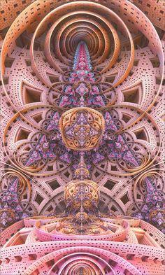 Third eye activation portal / Sacred Geometry