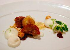 Toffee-Glazed Banana Financier | 17 Stunning Photos Of Chef Charlie Trotter's Food