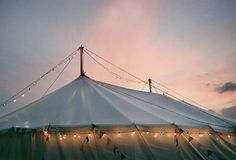 tent on the beach for our caribbean weddings