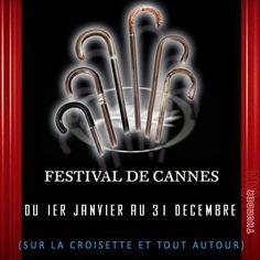 La magie de Cannes