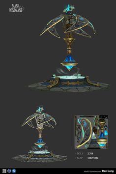 Digital Sculpting, Game Assets, Concept Art, Fantasy, Texture, 3ds Max, Maya, Artwork, Modeling