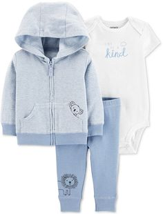 Wonder Nation Take Me Home Outfit Set 3PC I Love Mommy Bear Choose Size NWT