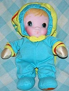 Bobbie. I still have my Jammie Pie. Probably the one toy from my childhood that meant the most.