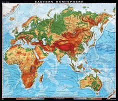 Large Map Of The World Big World Map World Wall Map Up To A Xft - Big world map for wall