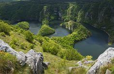 Jugozapadna Srbija - kanjon Uvca