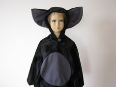 fledermaus halloween fasching kostüm cape für von bighead5005