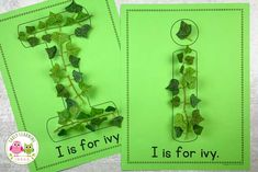 letter i alphabet activity ideas Preschool Letter Sound Activities, Letter Activities, Preschool Learning Activities, Preschool Classroom, Alphabet Letter Crafts, Early Learning, Instructional Technology, Instructional Strategies, Letter Recognition