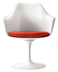 Saarinen Tulip™ Armchair | Possible Side Chair for Office and/or Guest Bedroom.  Must swivel.