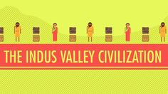 Indus Valley Civilization: Crash Course World History #2. Mystery of History Volume 1, Lesson 40 #MOHI40