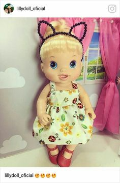Lilly Doll, Dolls, Baby Dolls, Doll, Puppets