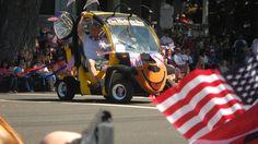 Modesto Bee @ of July American Graffiti, Monster Trucks, Bee, California, Memories, Pictures, Memoirs, Photos, Honey Bees