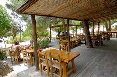 Ses Boques Ibiza  Incredibly delicious food! Playa Es' cubell zuid ibiza