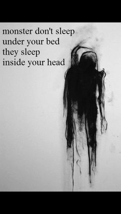 death depression sad suicidal suicide lonely anxiety alone broken Monsters die dead dying depressing mental illness mental health TW Trigger demons depressive mental disorder trigger warning panic attack depressing quotes panic disorder dying inside anxie Sad Quotes, Inspirational Quotes, Quotes Images, Wise Qoutes, Hell Quotes, Lonely Quotes, Gemini Quotes, Death Quotes, Unique Quotes